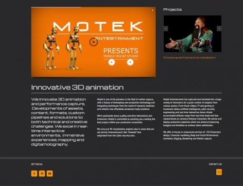 Motek Entertainment