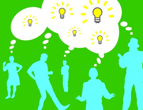 Design thinking, een menselijke ideeënmachine?