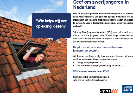 Advertentie Erven & Nalaten