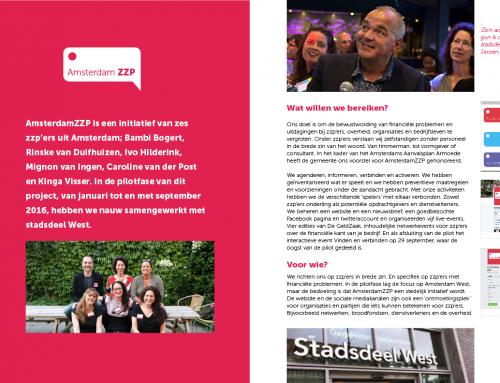 Magazine AmsterdamZZP